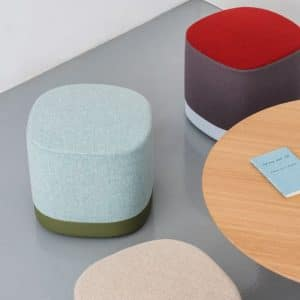 , Square Ottoman, Design Lab