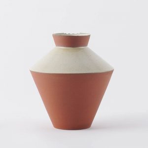 , Flake Rim Vase Z5, Design Lab