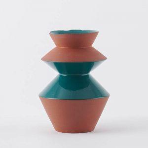 , Flake Rrim Vase Z6, Design Lab