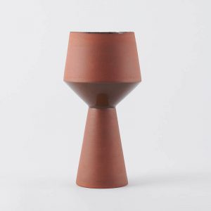 , Flake Rim Vase Z7, Design Lab