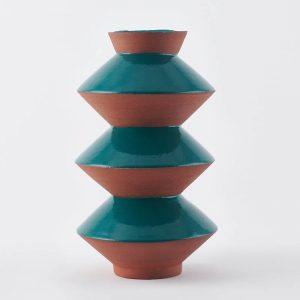 , Flake Rim Vase Z8, Design Lab