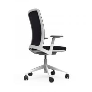 ALLY solid white poly_black