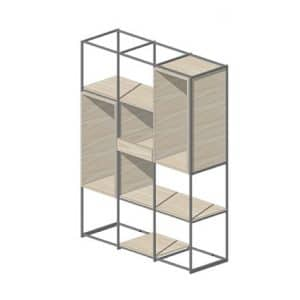 , Arcade Room Divider, Design Lab