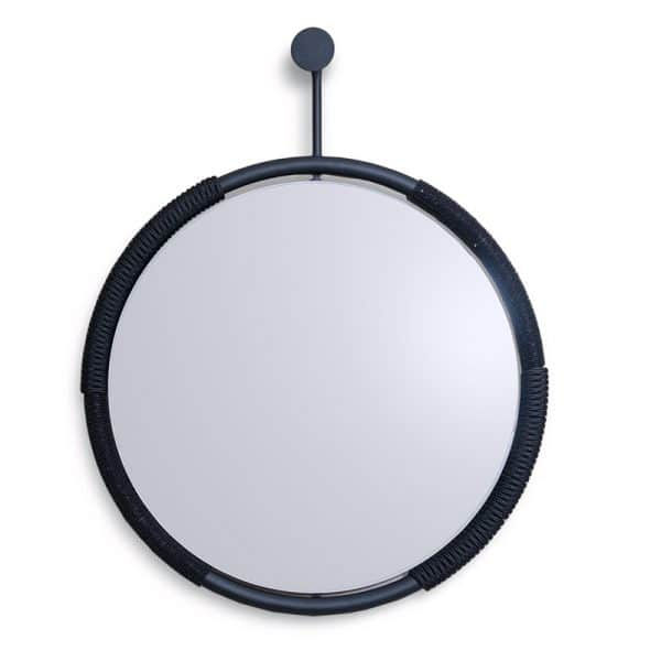 Buhle Mirror - Black