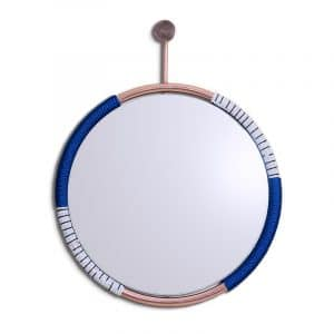 Buhle Mirror - Copper