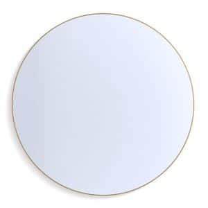 Classic Circle Mirror Copper