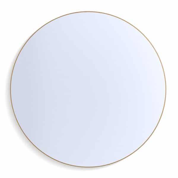 Classic Circle Mirror Copper