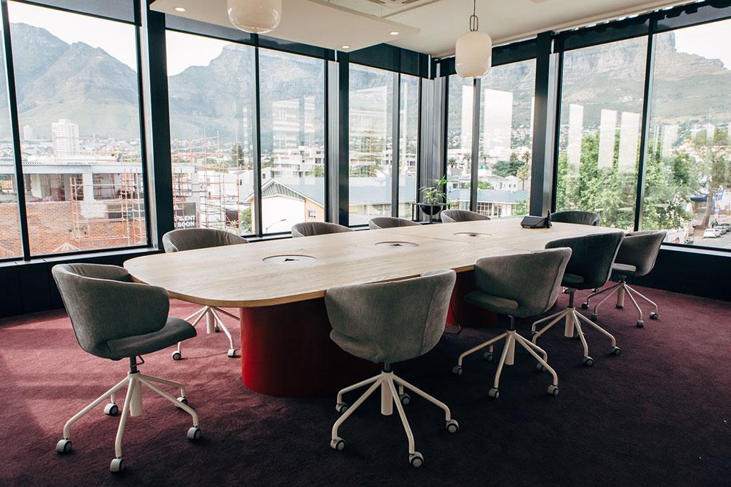 Meeting room   interiors   furniture