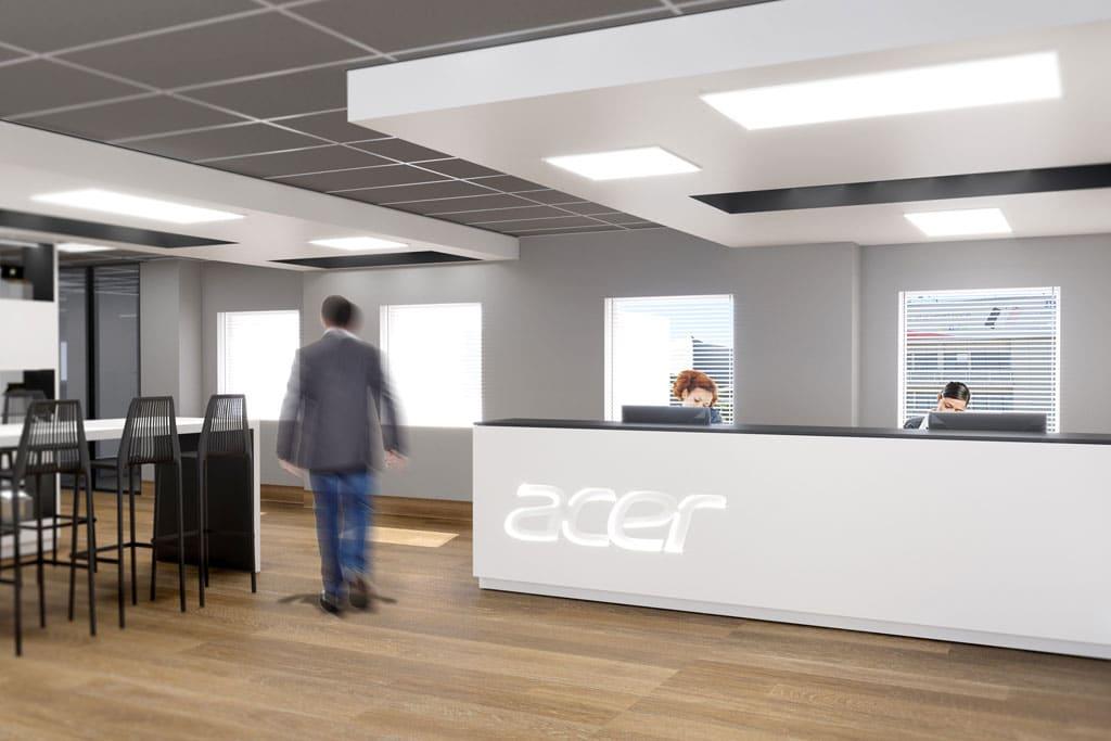 , Reception Areas-Gallery, Design Lab