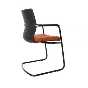 , Shift Visitor Chair, Design Lab