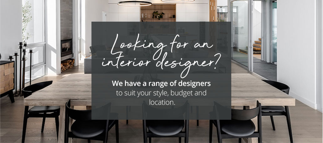 Looking for an interior designer