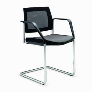 Stella Sleigh Chair